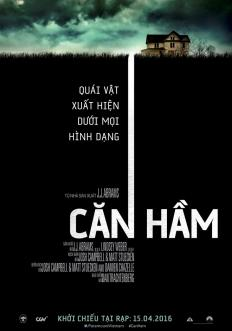 Căn Hầm - 10 Cloverfield Lane