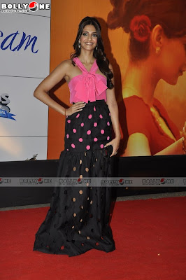 Sonam Kapoor, Shahid at Masuam Movie Premiere