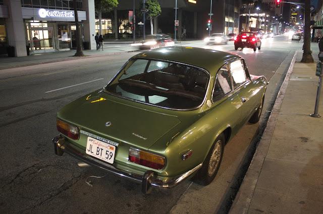 1974 Alfa Romeo GTV.