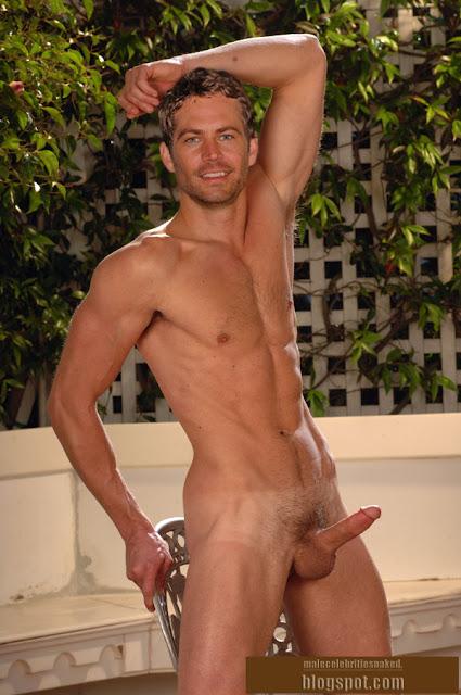 Paul Walker Shirtless Naked