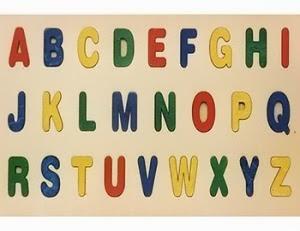 Jugamos con el abecedario