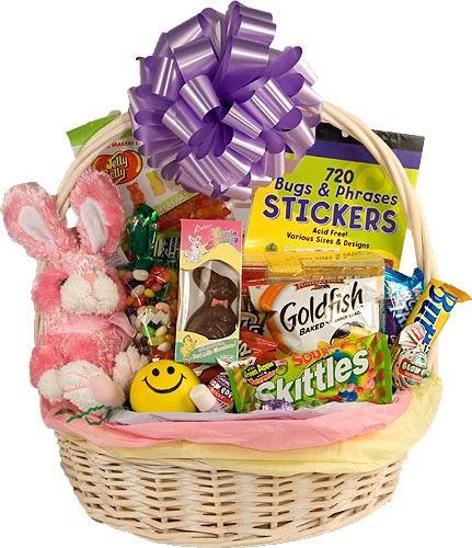 """Dishing Up Design: """"Big Girl"""" Easter Baskets"""