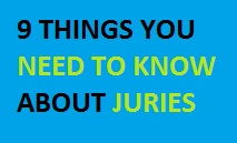 9 Things You Need to Know About Juries