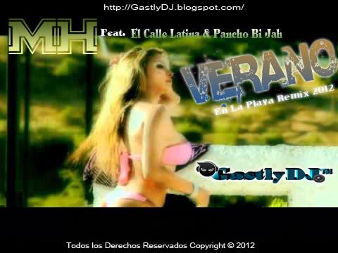 370: MH Feat. El Calle Latina & Pancho Bi Jah - Verano En La Playa (2