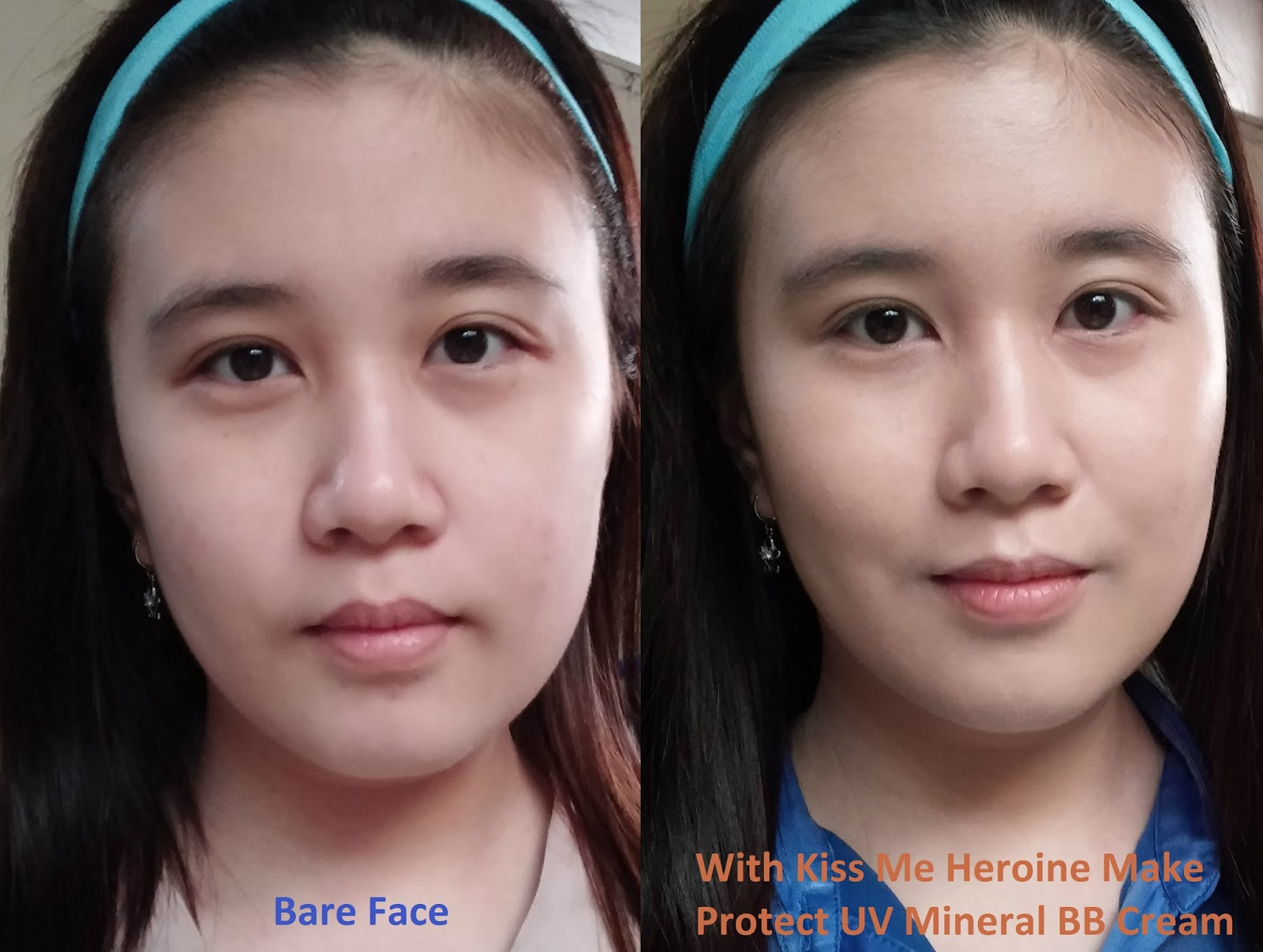 how to make a before and after photo