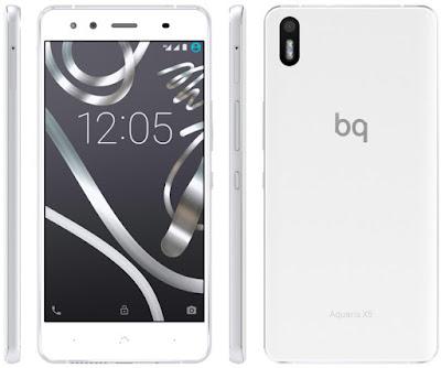 bq Aquaris X5 16 GB (versión Android)