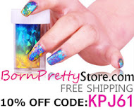 10% Off at Born Pretty Store