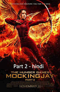 The Hunger Games: Mockingjay – Part 2 (2015) Hindi Dual Audio BluRay | 720p | 480p