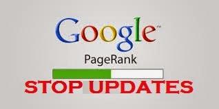 Google PageRank Tidak Akan di Update