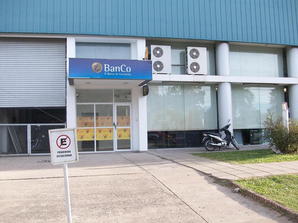 El banco de corrientes habilit un cajero autom tico en la for Cajero automatico cerca de mi ubicacion