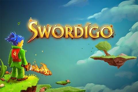 لعبة المغامرات سورديجو للاندرويد - Swordigo Android Apk