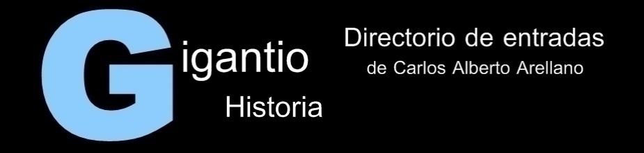 GIGANTIO: Historia