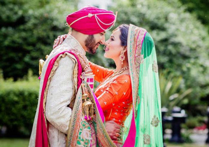 LoveVivah Matrimony Punjabi Wedding Rituals Of Sikh Brides And Grooms