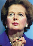 So we say goodbye Margaret Thatcher