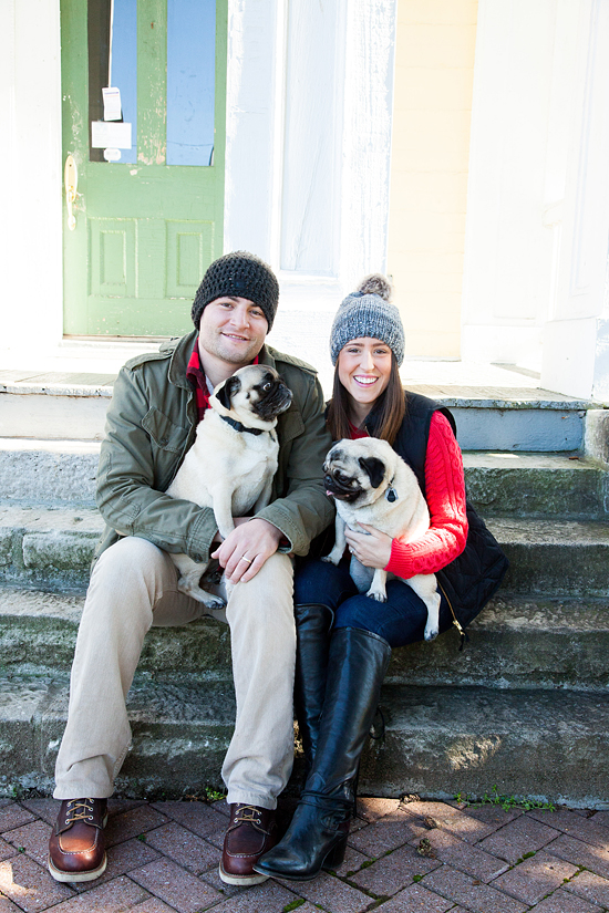 Here&Now: pug family photos