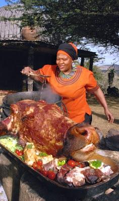 Potrawy z RPA