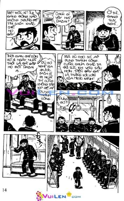 Jindodinho - Đường Dẫn Đến Khung Thành III  Tập 6 page 14 Congtruyen24h