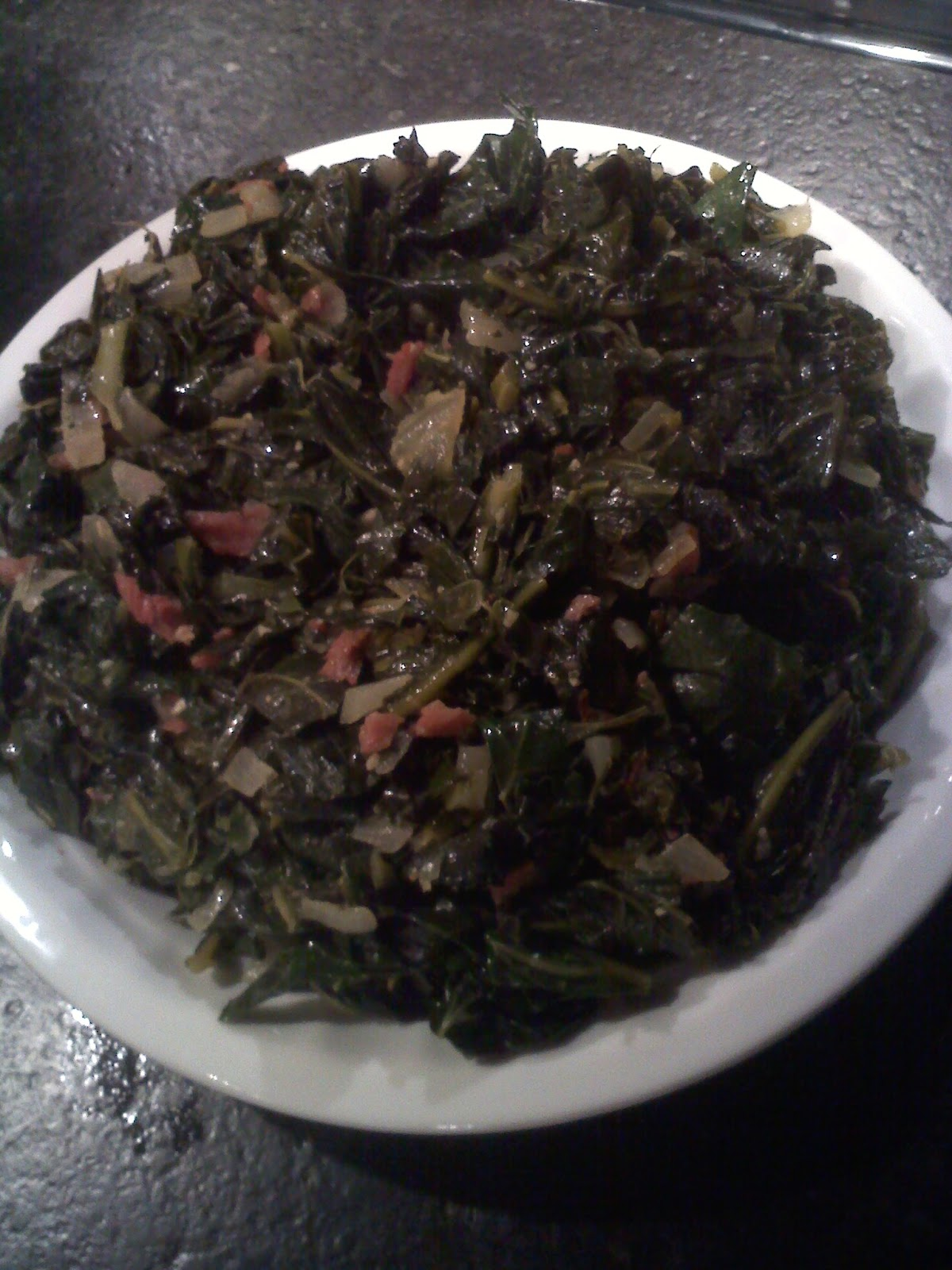 how to make glory collard greens
