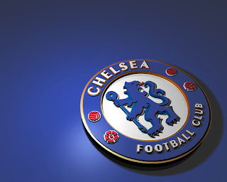 Chelsea Football Club 3D Logo HD Wallpaper