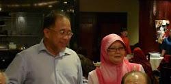 Brother Tai Keat's family in Kelantan