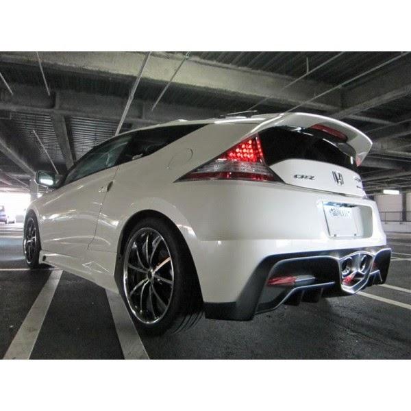 add on Honda CRZ AMS Terra