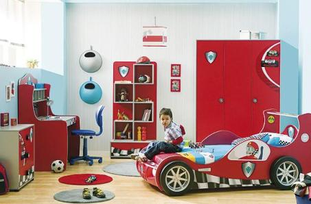 Decoralife - Dormitorios de cars ...