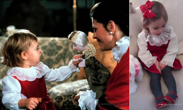 Queen Silvia and Princess Madeleine and Princess Leonore of Sweden - Sweden Royal Family