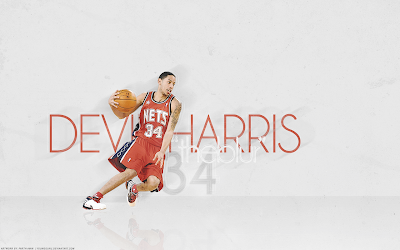 Devin Harris Wallpaper Basketball Wallpapers