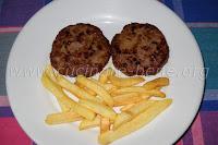 ricetta hamburger fatti in casa