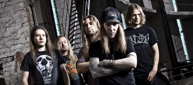 Children of Bodom en España