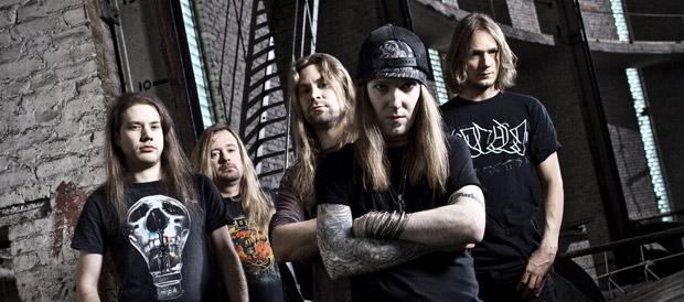 Children of Bodom en España