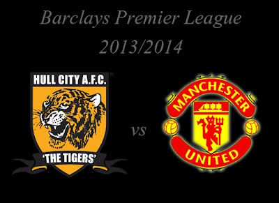 Hull City vs Manchester United Premier league 2013