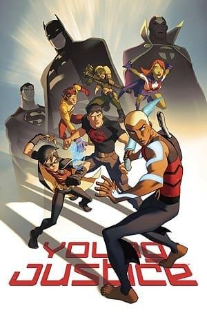 Desenho Justiça Jovem - 2ª Temporada 2012 Torrent