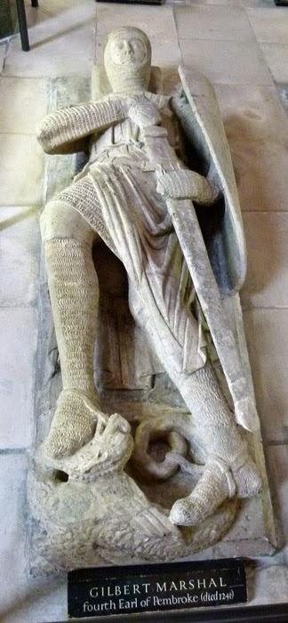 Effigies of knights, Knights Templar, Temple, London