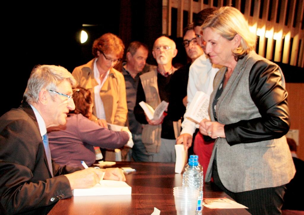 conférence Philippe de Villiers