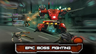 Download Bounty Hunter: Black Dawn For Android,