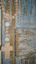 Verbena's signature handmade Big Rosary