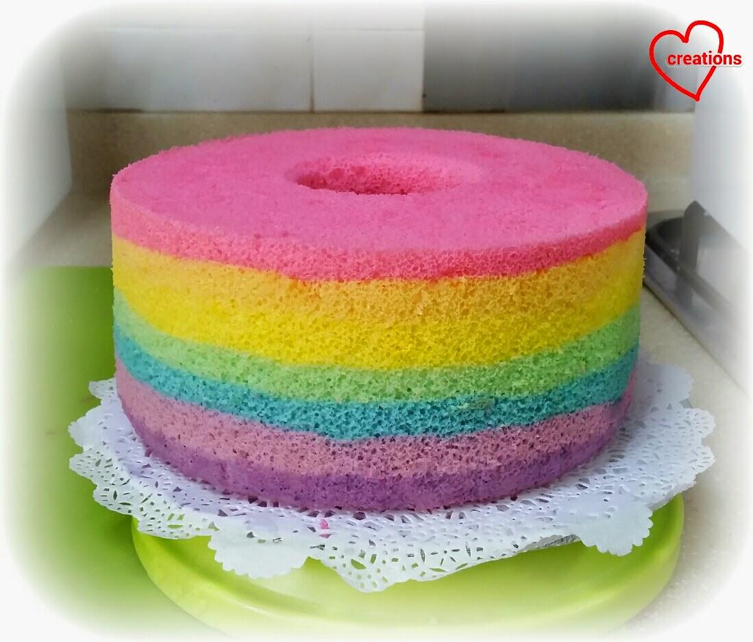 chiffon cake making this chiffon cake frozen rainbow chiffon cake ...