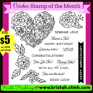 October 2020 Stamp of the Month