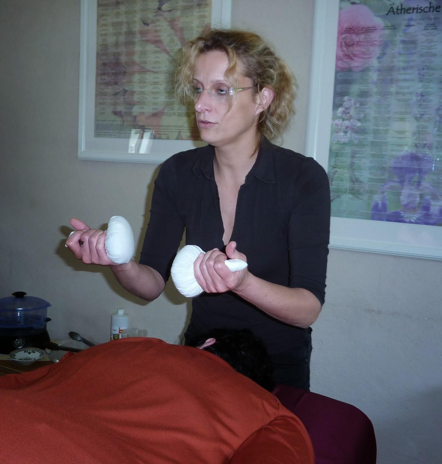 Aroma-Massage als Kommunikationsform im Hospiz