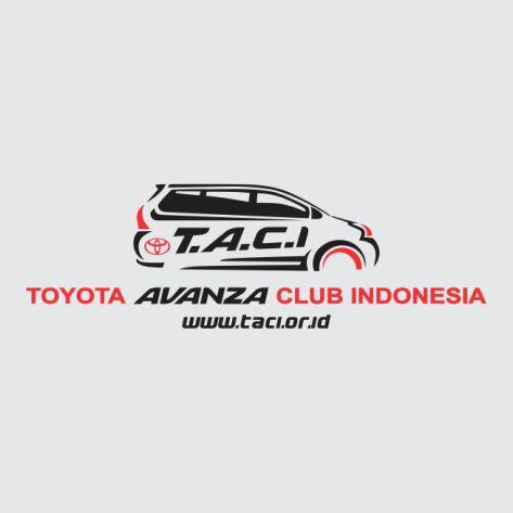 Free Vector : Logo Toyota Avanza Club Indonesia