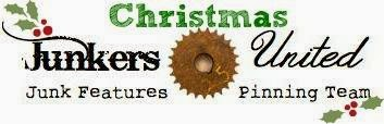 Christmas Junkers United and 12 Days Link Party