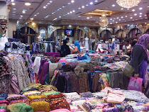 Pasar Baru, Bandung Indonesia