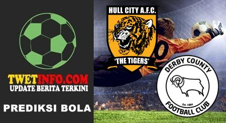 Prediksi Hull City vs Derby County