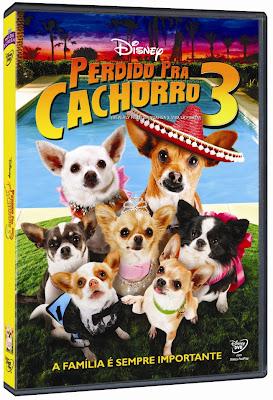 Filme Poster Perdido Pra Cachorro 3 DVDRip XviD Dual Audio & RMVB Dublado