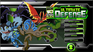 play free online games of ben 10 ultimate alien only