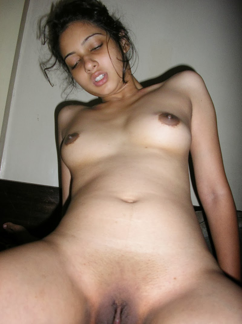 Nude local girls at home