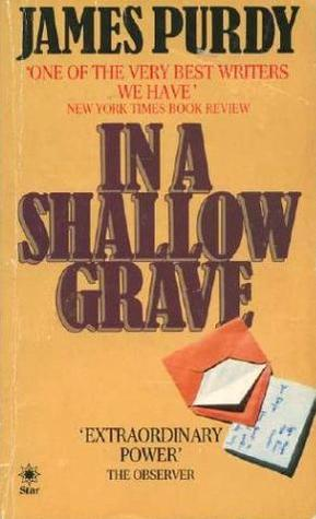 Tom Conoboys Writing Blog  In A Shallow Grave by James Purdy