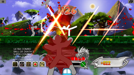 One Finger Death Punch ScreenShot 03