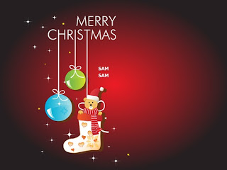Desktop Christmas Greeting Images